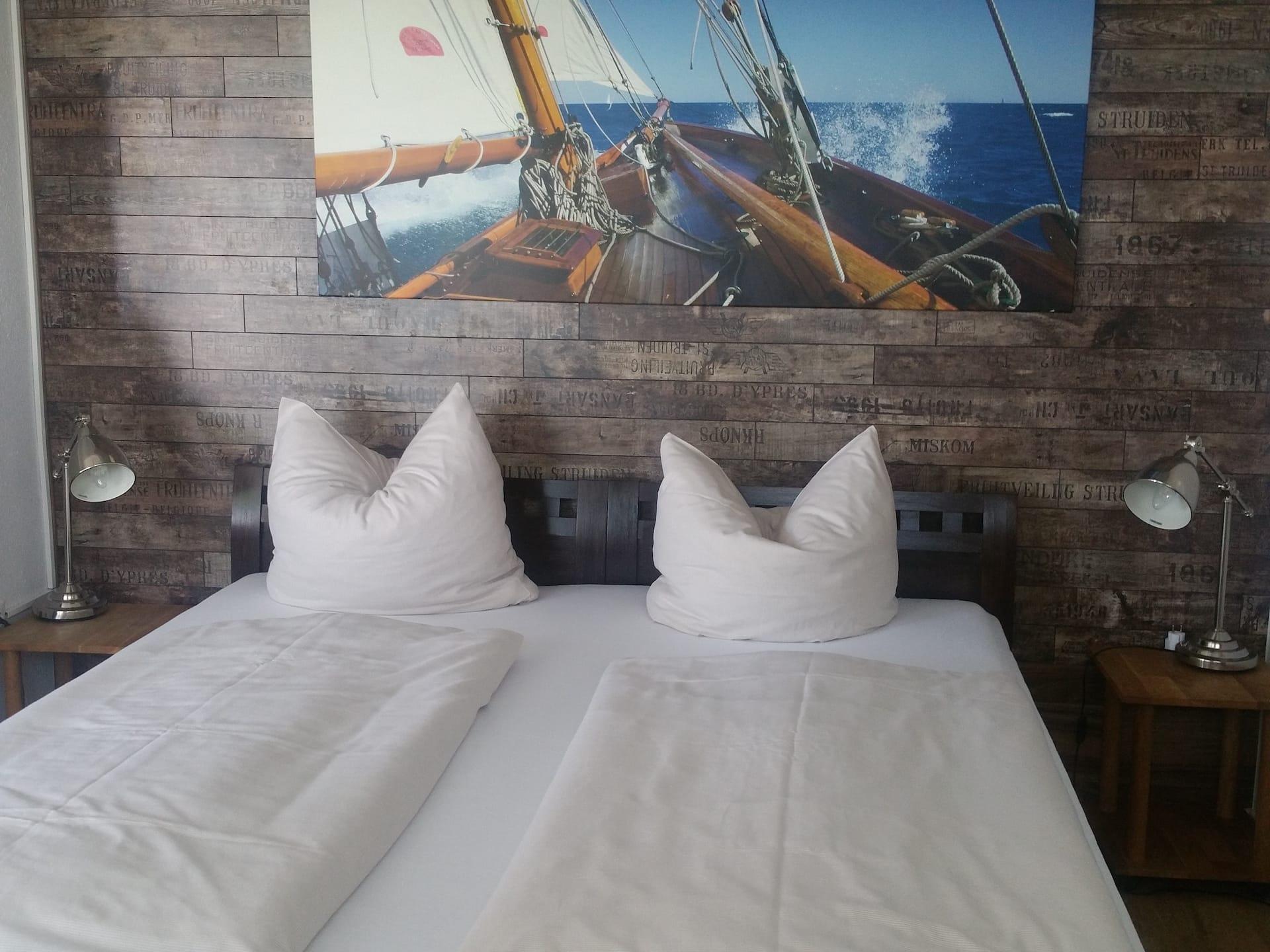 Ihr Hotel auf Fehmarn Unsere Zimmer Haus Achtern Diek