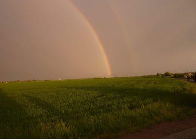 Regenbogen Bruecke